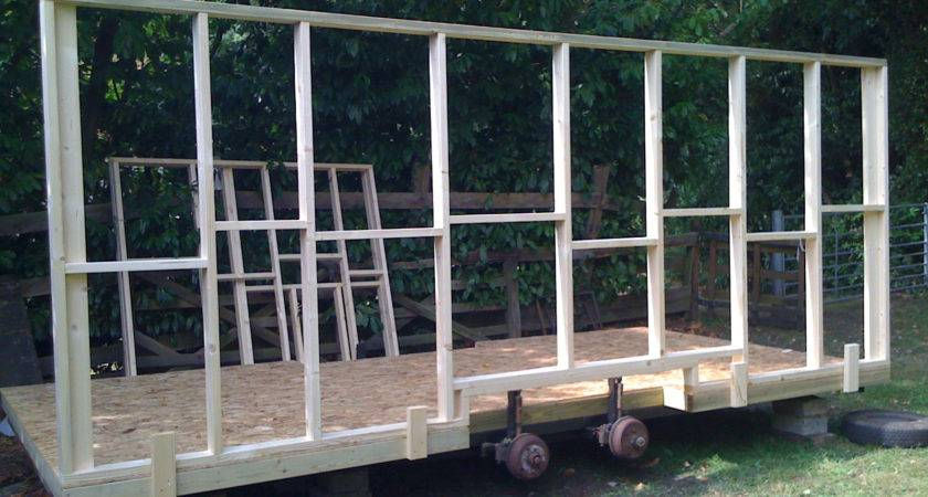 Building Enclosed Trailers Going Build