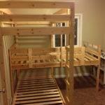 Building Triple Bunk Bed Team Vandervelde