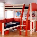 Bunk Beds Kids Bedrooms Senston Homes