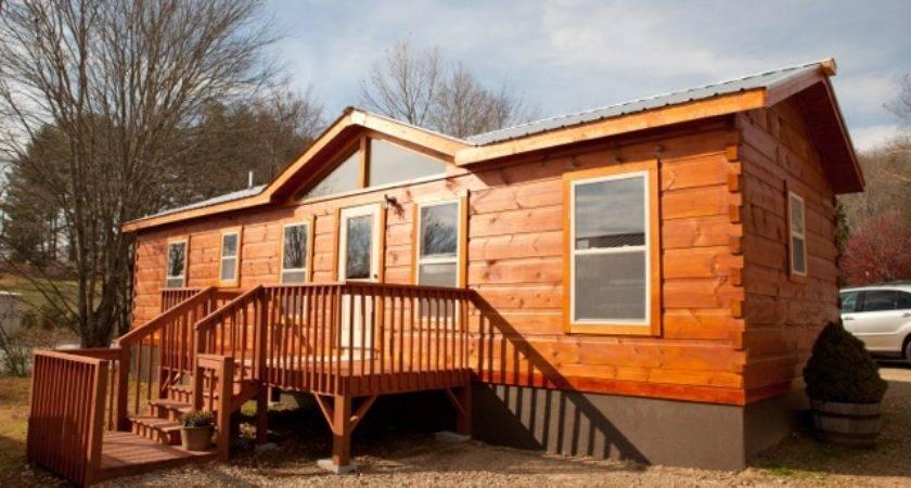 Buy Modular Log Cabin Modern Home