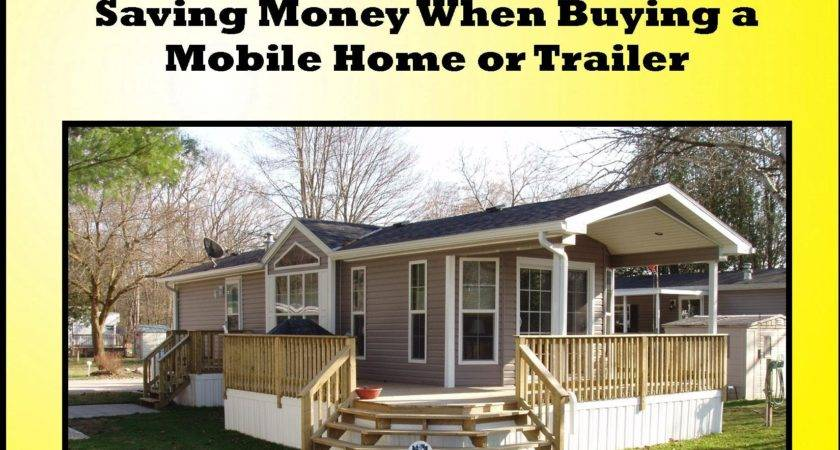 Buying Trailer Mobile Home Manufactured Youtube