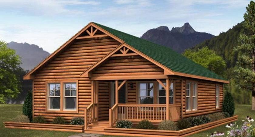 Cabin Log Homes Kits Coolshire Cabins Modular