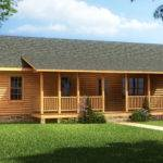 Cabin Mobile Homes Aesthetic Design Good Comfort