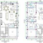 Cad Drawing House Design Dwg
