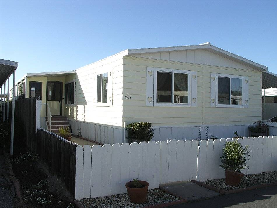 California Mobile Home Park Sale Homes