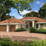 Camino Del Tienda Santa Home Plan House Plans More
