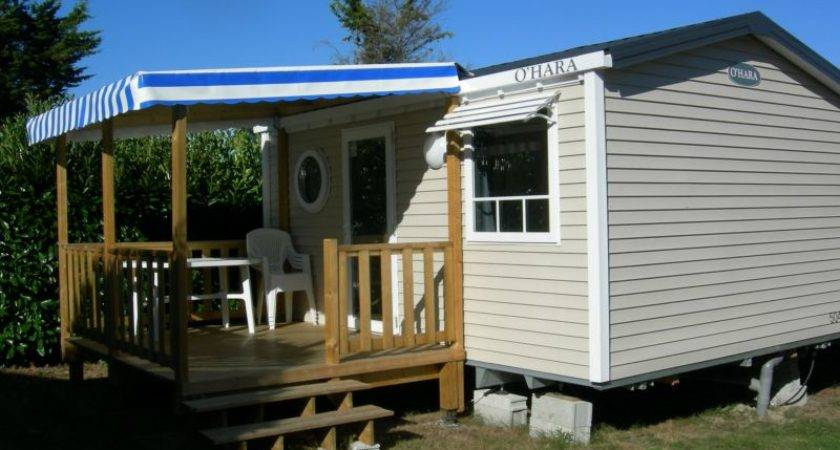 Campsite France Brittany Camping Longchamp