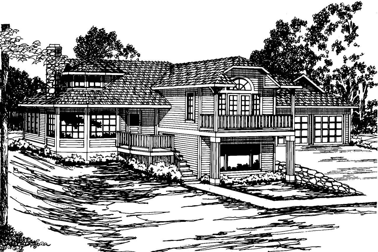 Cape Cod House Plans Trenton Associated Designs