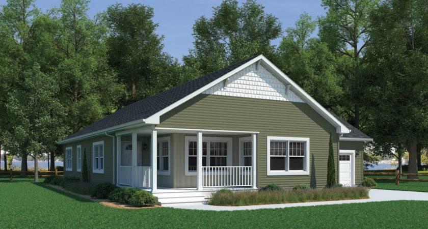 Carriage Custom Homes Modular Northern Michigan