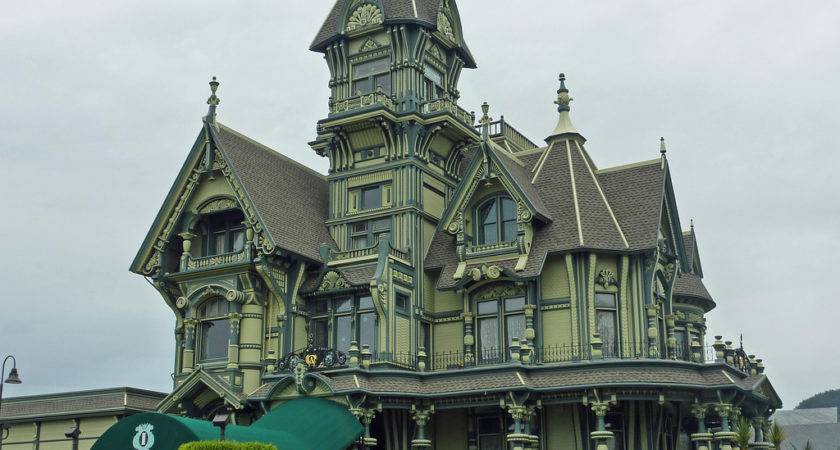 Carson Mansion Eureka Fairly Large