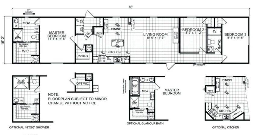 Champion Homes Floor Plans Park Model