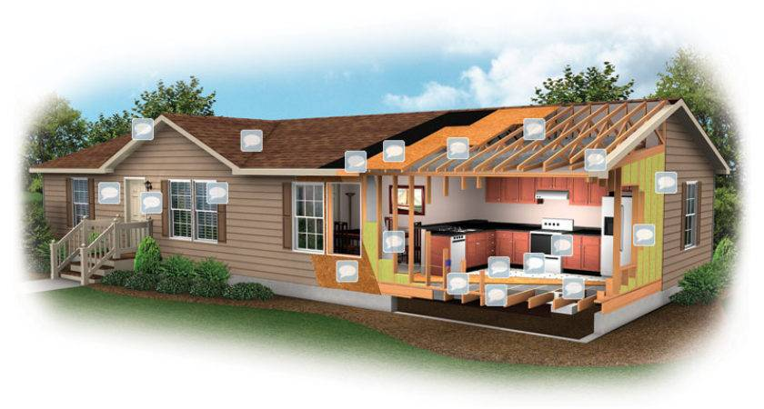 Champion Manufactured Homes Mobile Construction
