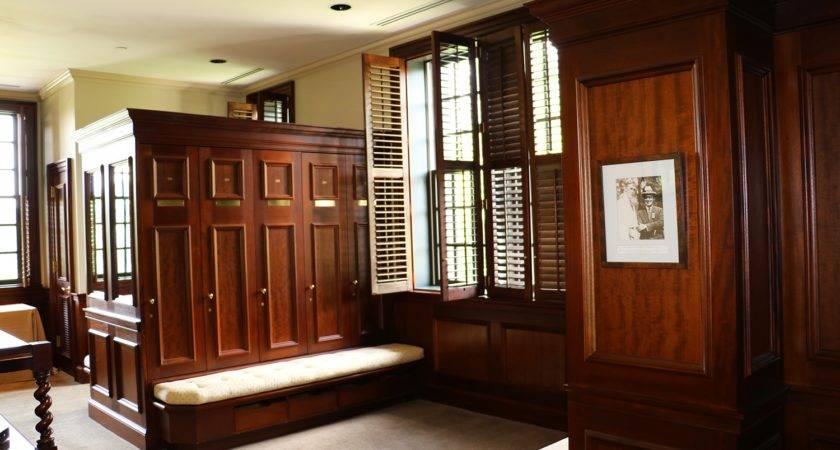 Champions Locker Room East Lake Golf Club