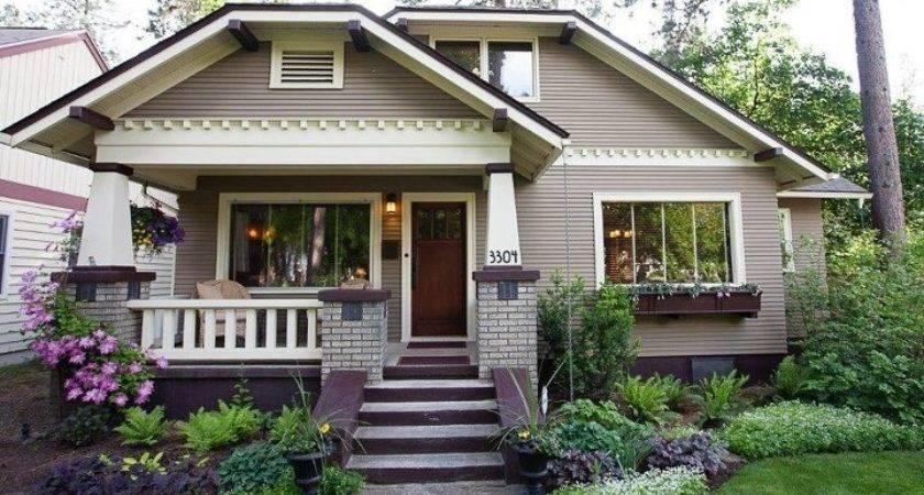 Charming Bungalow Great Landscape Home Pinterest