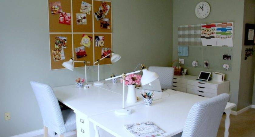 Check Out Amazing Home Office Makeover Ikea Tour