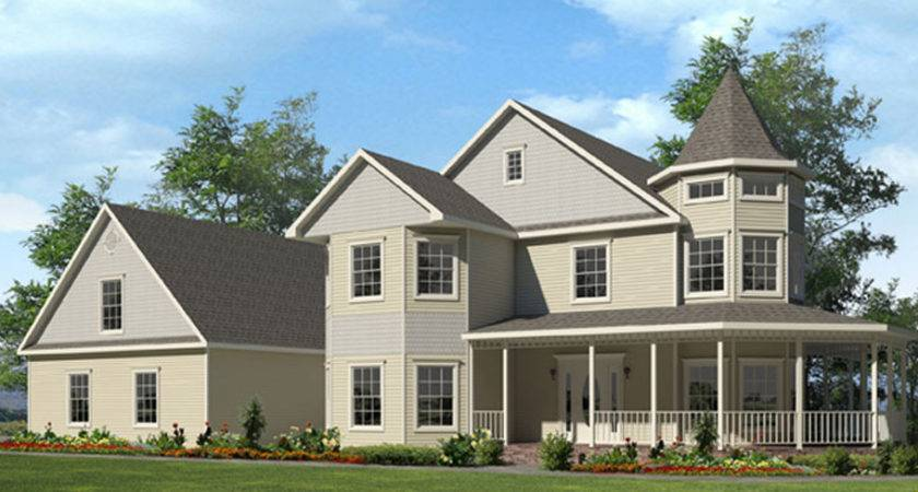 Chesapeake Northwood Custom Modular Homes