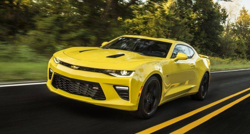 Chevrolet Camaro May World Best Sport Coupe