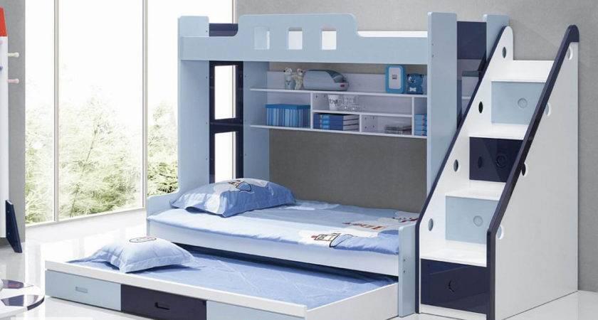 Children Bedroom Designs Bunk Beds Location Design