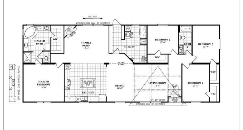 Choice Homes Floor Plans