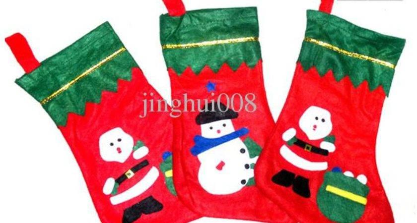 Christmas Stocking Decorating Decorate