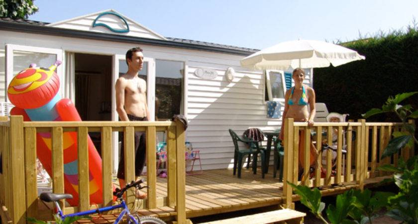 Clarys Plage Campsite Rental Star Mobile Homes Swimming Pools