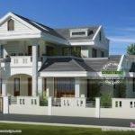 Classic Style Kerala Model House Home Design