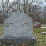Clayborn Clayton Jacobs Son Joseph Gordon Huldah Horn