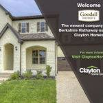 Clayton Announces Acquisition Prominent Tennessee Home Builder