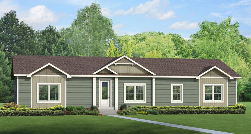 Clayton Homes Corbin Prefabricated Modular