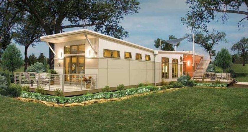 Clayton Homes Has Introduced House Green Modular Home Can