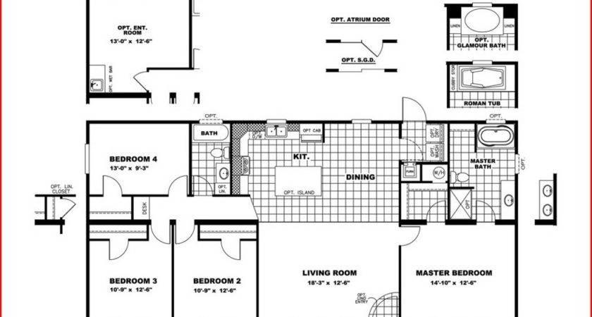 Clayton Mobile Home Floor Plans Pric