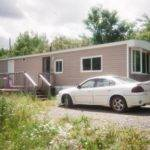 Clean Freshly Painted Mobile Home Sale Located