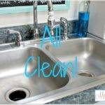 Clean Your Stainless Steel Kitchen Sink Mom Real
