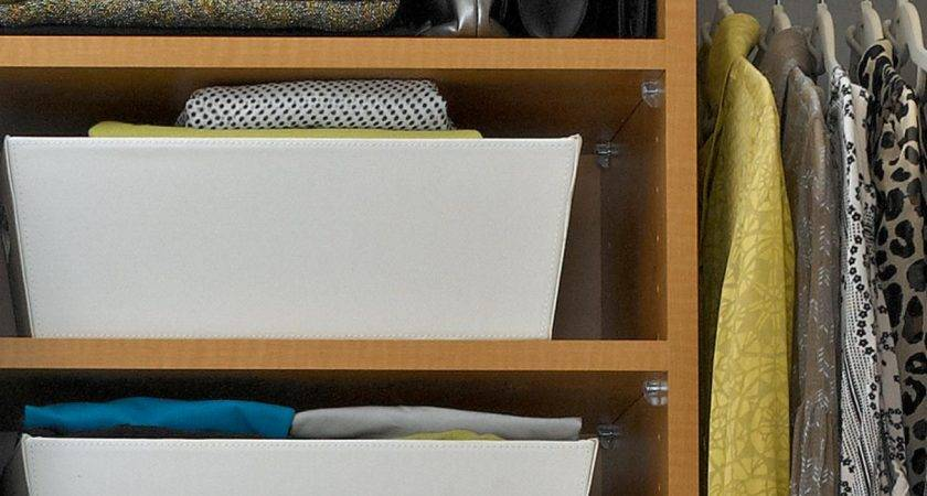 Closet Storage Baskets Hgtv
