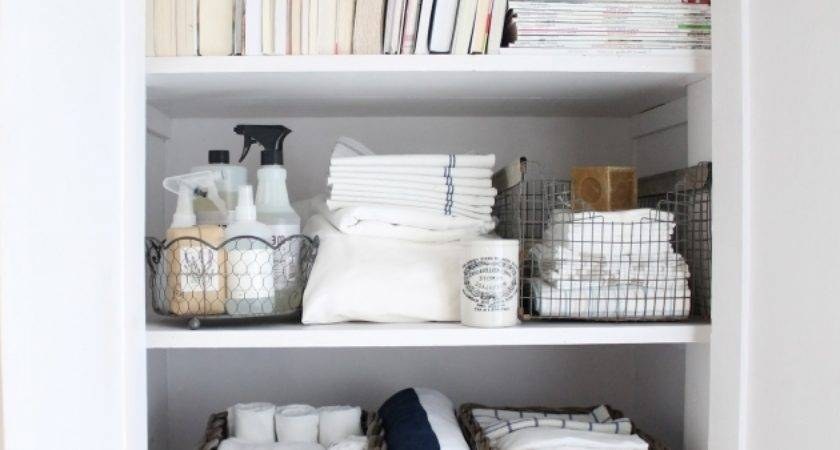 Closet Storage Baskets Linen Home