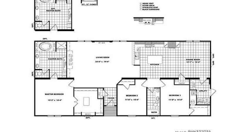 Cmh Schult Tyler Mobile Home Floor Plan Kaf Mobile Homes 57274