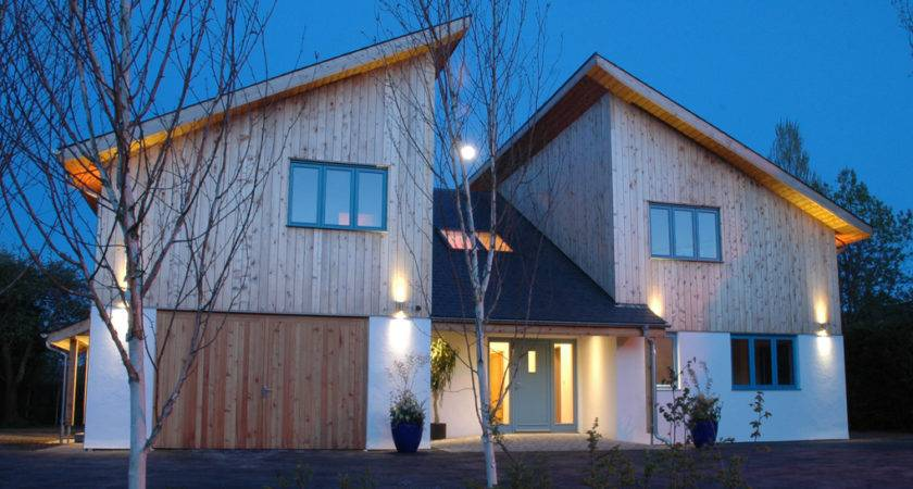 Coed Super Energy Efficient House Mid Wales