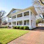 Colonial Timeless Home Corsicana Texas Oldhouses