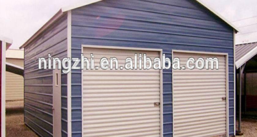 Color Steel Mobile Car Garage Buy