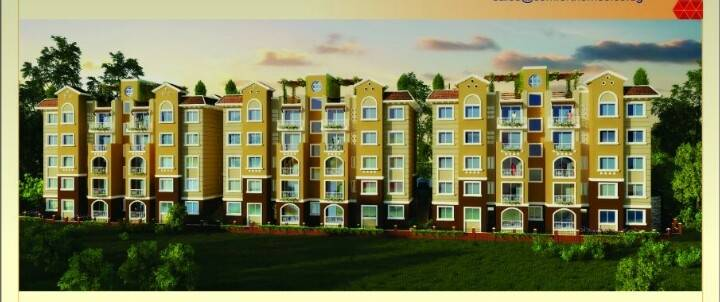 Comfort Homes Bedroomed Apartments Sale Naalya