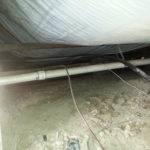 Comments Animal Damaged Insulation Insurance Claim Crawlspace