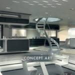 Concept Art Oblivion Movies House Interiors