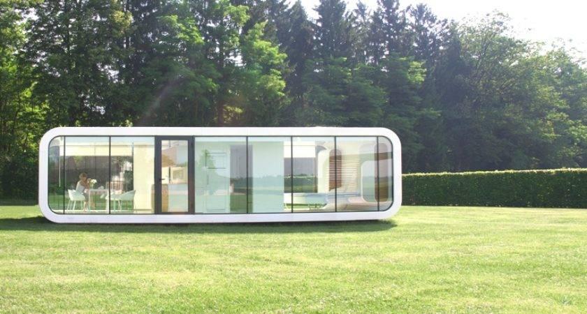 Contemporary Mobile Home Design