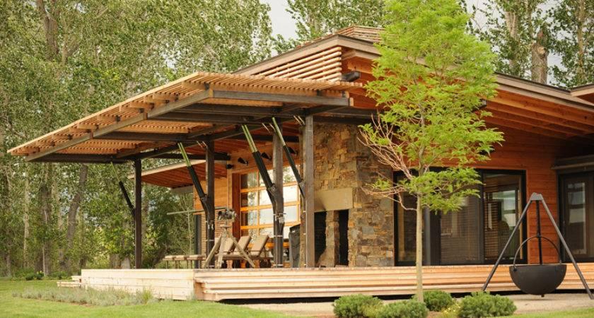 Contemporary Prefab Home Montana Modern Modular Homes