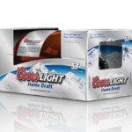 Coors Light Home Draft Packaging Final Illustration New