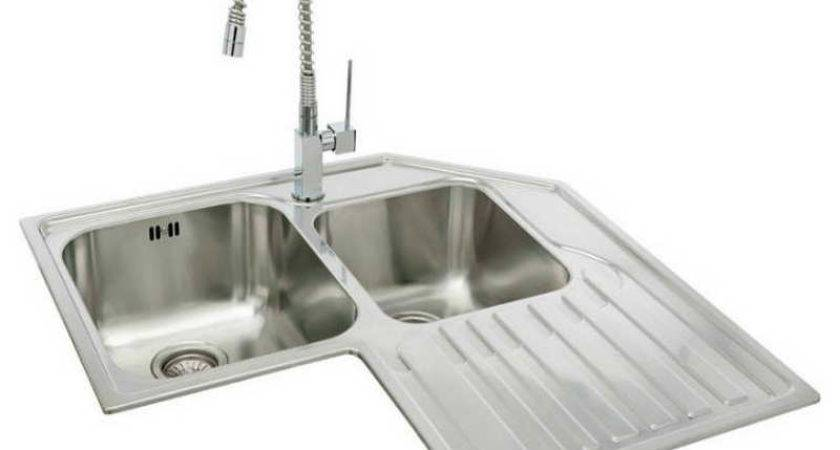 Corner Kitchen Sink Types