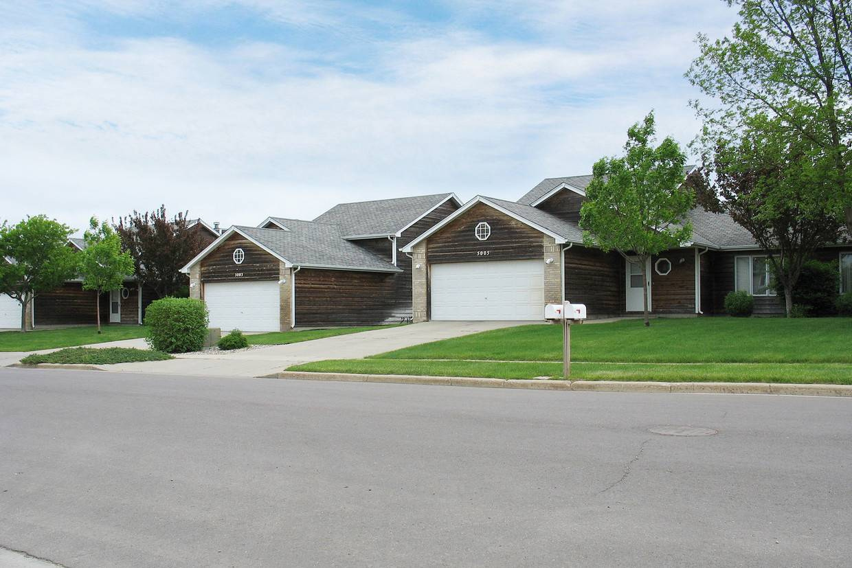Cottage West Twin Homes Apartments Sioux Falls