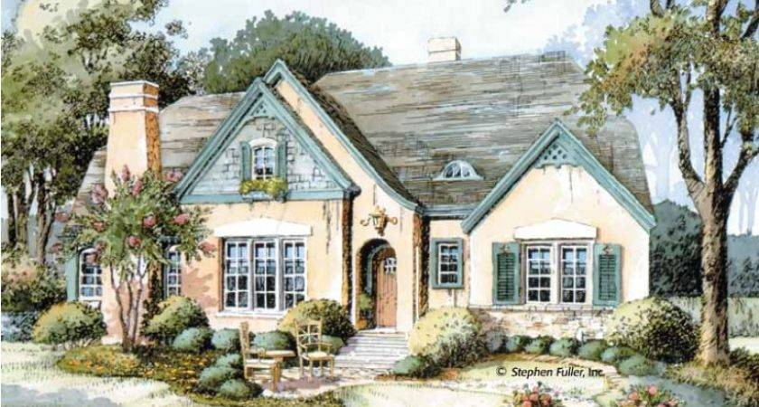 Country Cottage House Plans Galleryhip Hippest