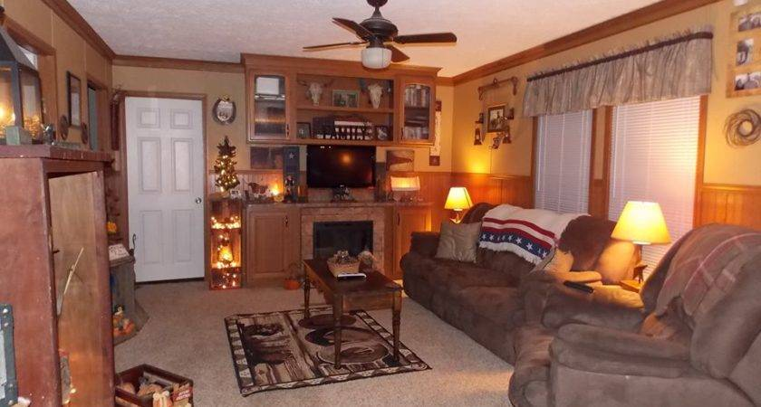 Country Decor Manufactured Home