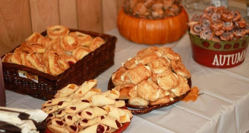 Country Fall Wedding Food Ideas Pinterest